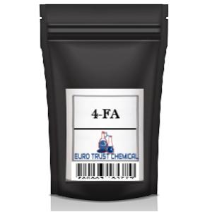 4-Fluoroamphetamine
